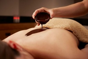 choclate massage