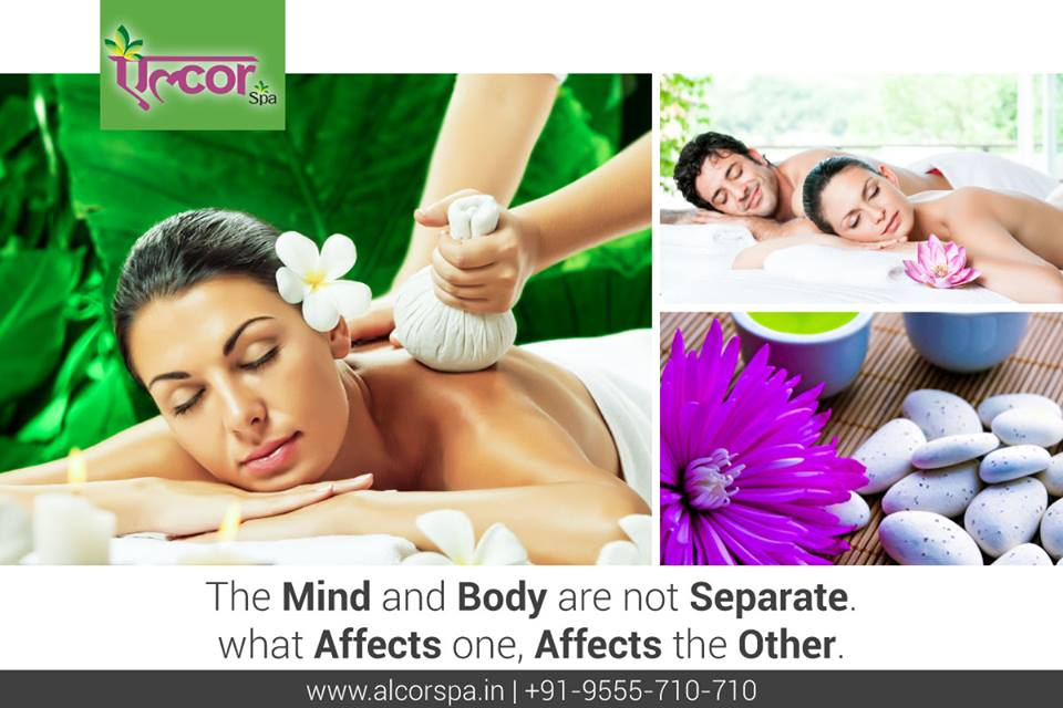best spa in delhi ncr